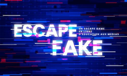 ESCAPE GAME : l'escape game dédié à l'éducation aux médias